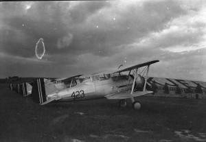Gloster gladiator002